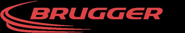 Brugger logo black
